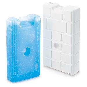 hielo par transporte